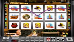 online slots lucky drink